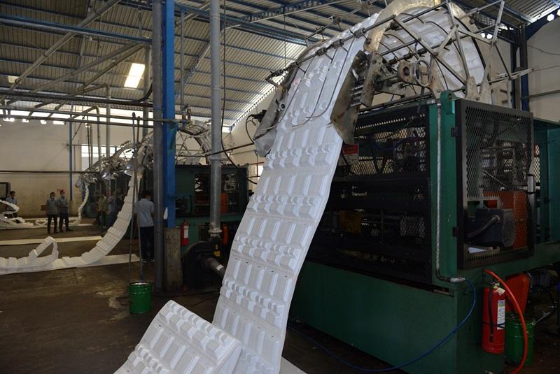 Manufacturing Polystyrene Foam Packaging