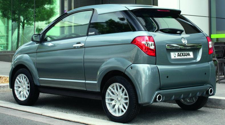 PUMA ABS Car