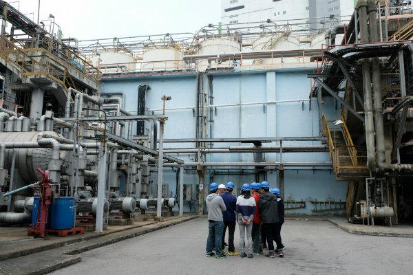 Hong Kong University Plant Visit