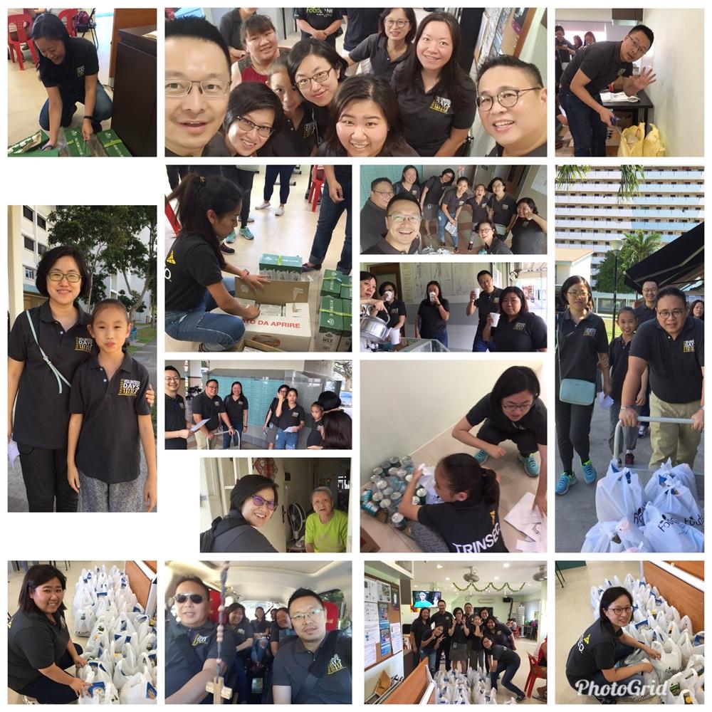 Photos of Volunteers