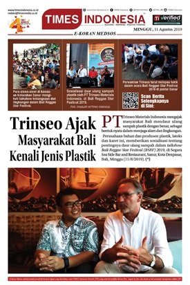Times Indonesia Cover