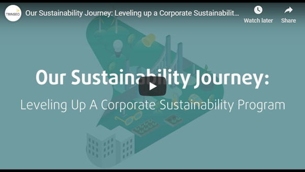 Our Sustainability Journey Video Thumbnail